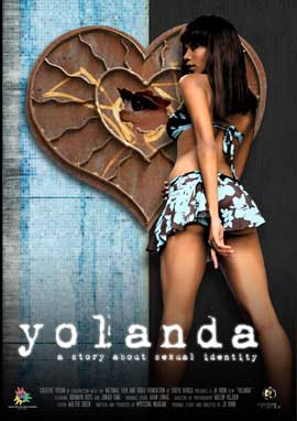 Yolanda - 11 x 17 Movie Poster - South Africa Style A
