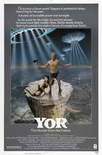 Yor, the Hunter from the Future - 27 x 40 Movie Poster - Style A