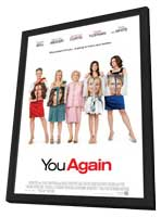 You Again - 27 x 40 Movie Poster - Style A - in Deluxe Wood Frame