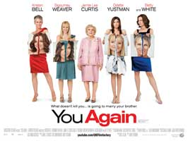 You Again - 27 x 40 Movie Poster - UK Style A