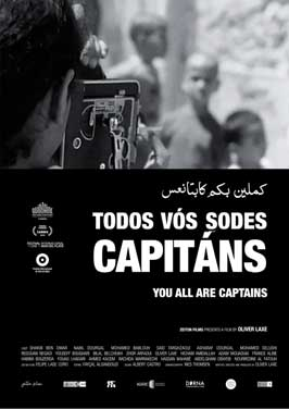You All Are Captains - 11 x 17 Movie Poster - Style A