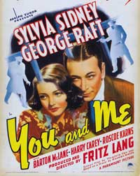You and Me - 27 x 40 Movie Poster - Style A