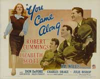 You Came Along - 22 x 28 Movie Poster - Style A