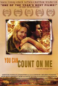 You Can Count On Me - 27 x 40 Movie Poster - Style A