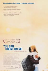 You Can Count On Me - 11 x 17 Movie Poster - Style B