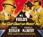 You Can't Cheat an Honest Man - 22 x 28 Movie Poster - Style B