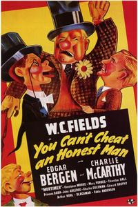 You Can't Cheat an Honest Man - 11 x 17 Movie Poster - Style B