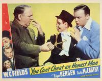 You Can't Cheat an Honest Man - 11 x 14 Movie Poster - Style A