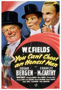 You Can't Cheat an Honest Man - 27 x 40 Movie Poster - Style A