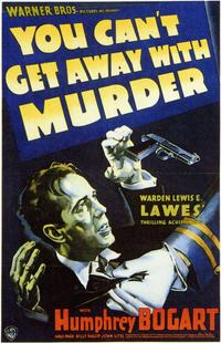 You Can't Get Away With Murder - 11 x 17 Movie Poster - Style A
