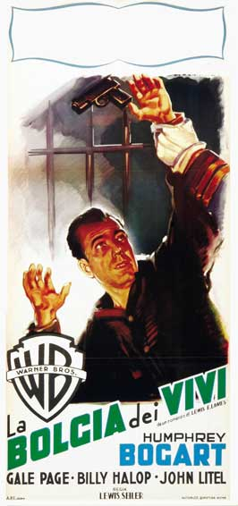 You Can't Get Away With Murder - 13 x 28 Movie Poster - Italian Style A
