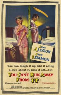 You Can't Run Away From It - 11 x 17 Movie Poster - Style A