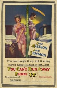 You Can't Run Away From It - 27 x 40 Movie Poster - Style A