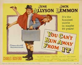 You Can't Run Away From It - 11 x 14 Movie Poster - Style A