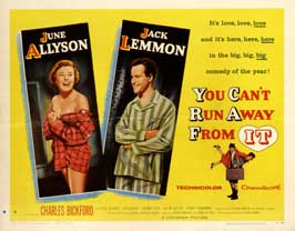 You Can't Run Away From It - 22 x 28 Movie Poster - Half Sheet Style A