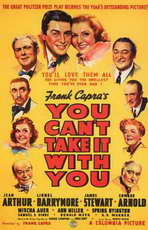 You Can't Take It with You - 11 x 17 Movie Poster - Style A