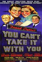 You Can't Take It with You - 27 x 40 Movie Poster - Style C