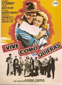 You Can't Take It with You - 11 x 17 Movie Poster - Spanish Style B