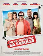 You Don't Choose Your Family - 43 x 62 Movie Poster - French Style A