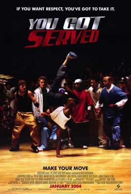 You Got Served - 11 x 17 Movie Poster - Style A