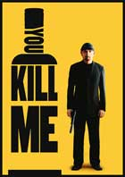 You Kill Me - 27 x 40 Movie Poster - Style B