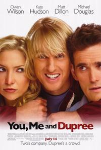 You, Me and Dupree - 27 x 40 Movie Poster - Style A