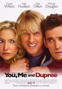 You, Me and Dupree - 43 x 62 Movie Poster - Bus Shelter Style A