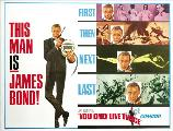 You Only Live Twice - 30 x 40 Movie Poster UK - Style A