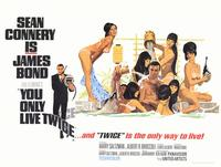 You Only Live Twice - 11 x 14 Movie Poster - Style I