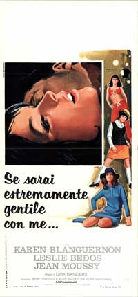 You Only Love Once - 13 x 28 Movie Poster - Italian Style A