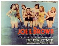You Said a Mouthful - 11 x 14 Movie Poster - Style A