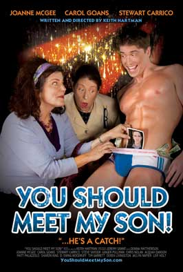 You Should Meet My Son! - 43 x 62 Movie Poster - Bus Shelter Style A