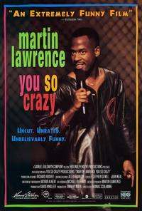You So Crazy - 27 x 40 Movie Poster - Style B