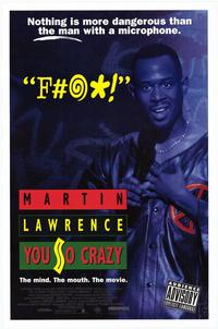 You So Crazy - 27 x 40 Movie Poster - Style A
