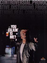 You Talkin' to Me? - 27 x 40 Movie Poster - Style A