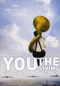 You, the Living - 43 x 62 Movie Poster - Bus Shelter Style A