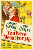You Were Meant for Me - 11 x 17 Movie Poster - Style A