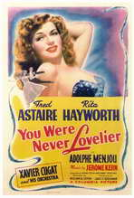 You Were Never Lovelier - 27 x 40 Movie Poster - Style A
