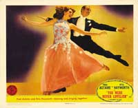 You Were Never Lovelier - 22 x 28 Movie Poster - Half Sheet Style A