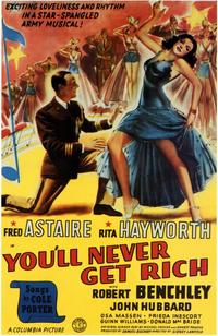 You'll Never Get Rich - 11 x 17 Movie Poster - Style A
