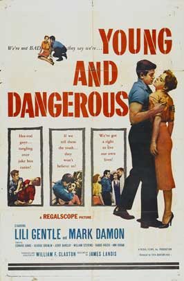 Young and Dangerous - 27 x 40 Movie Poster - Style A
