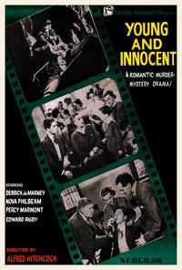 Young and Innocent - 27 x 40 Movie Poster - Style B