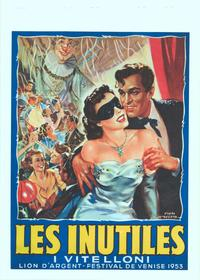 Young And The Passionate - 11 x 17 Movie Poster - Belgian Style A