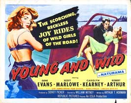 Young and Wild - 30 x 40 Movie Poster UK - Style A