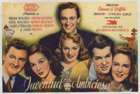 Young and Willing - 11 x 17 Movie Poster - Spanish Style A