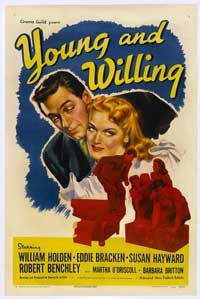 Young and Willing - 11 x 17 Movie Poster - Style A