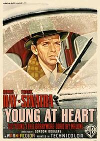 Young at Heart - 43 x 62 Movie Poster - Bus Shelter Style A