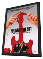 Young at Heart - 11 x 17 Movie Poster - Style A - in Deluxe Wood Frame