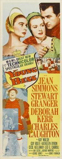 Young Bess - 14 x 36 Movie Poster - Insert Style A