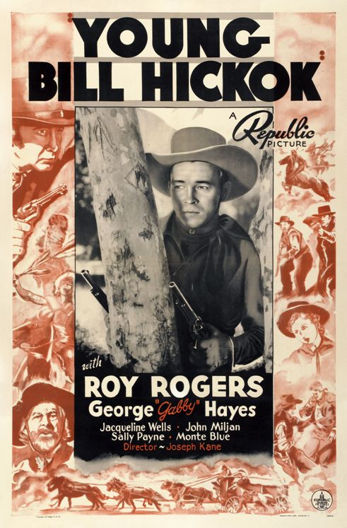 Young Bill Hickok movie